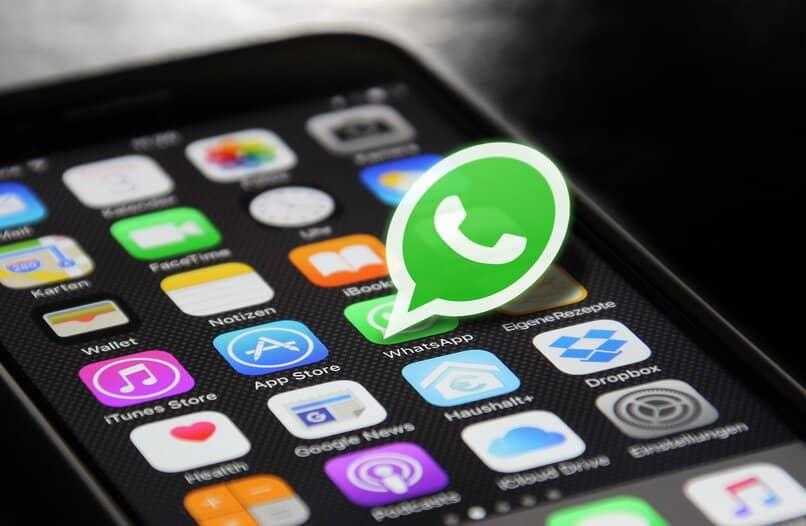 Aplicación whatsapp