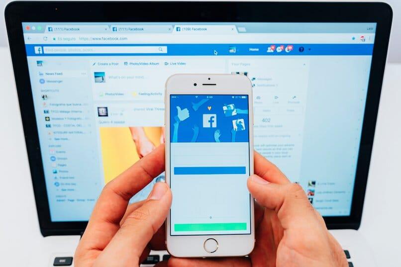 ver mensajes en facebook