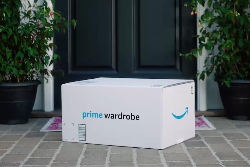 comprar en el armario de Amazon