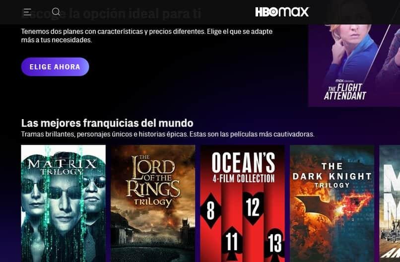 Suscribirse a HBO Max España