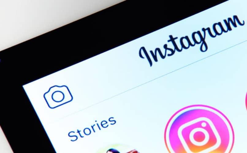 Historias de feeds de Instagram