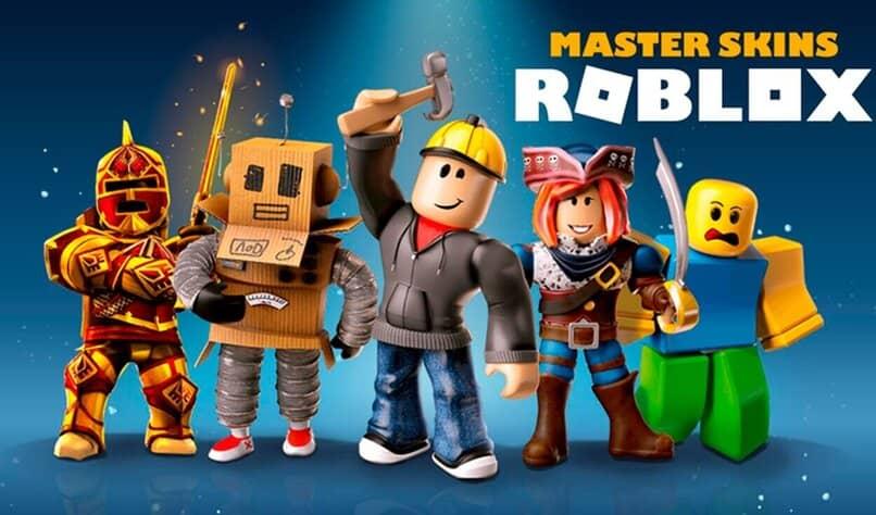 personajes creados en roblox