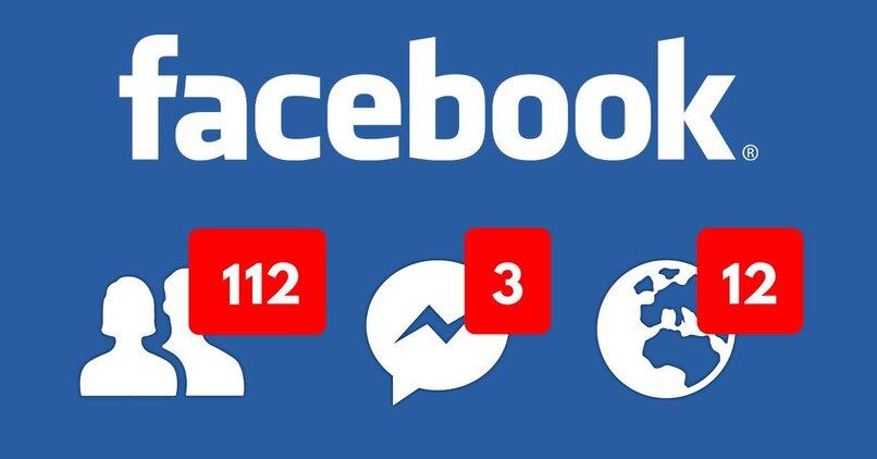 notificaciones y solicitudes de amistad en facebook