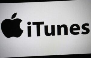 logotipo de itunes de iphone