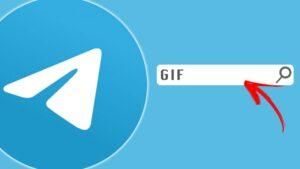 comparte gifs por telegram