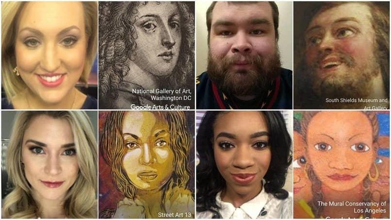 herramientas de aplicación de google arts and culture