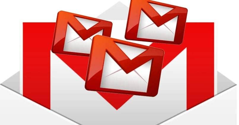 cuentas de gmail