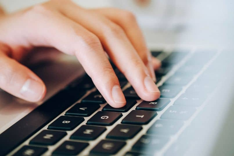 teclado de Excel hecho a mano