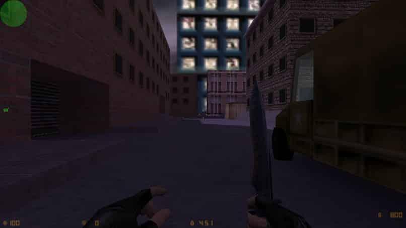 juega a Counter Strike 16 desde tu navegador web