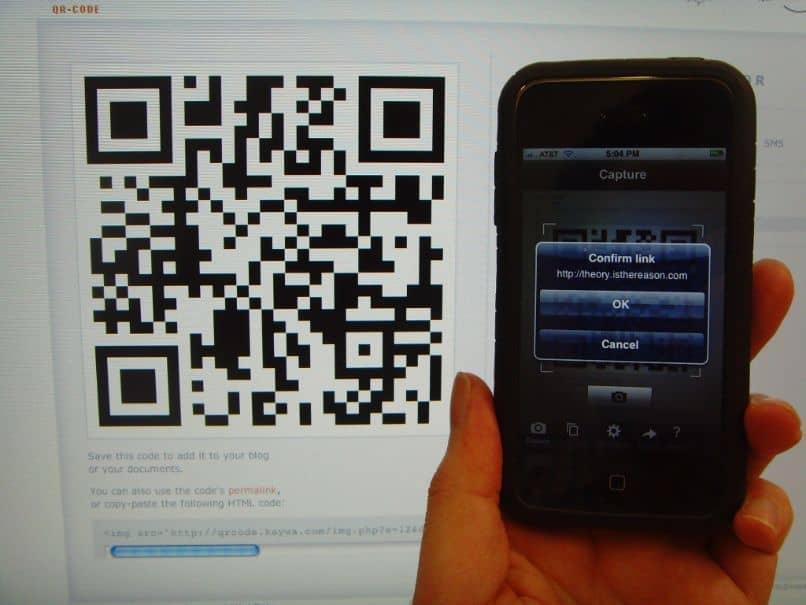 escanear código qr pc
