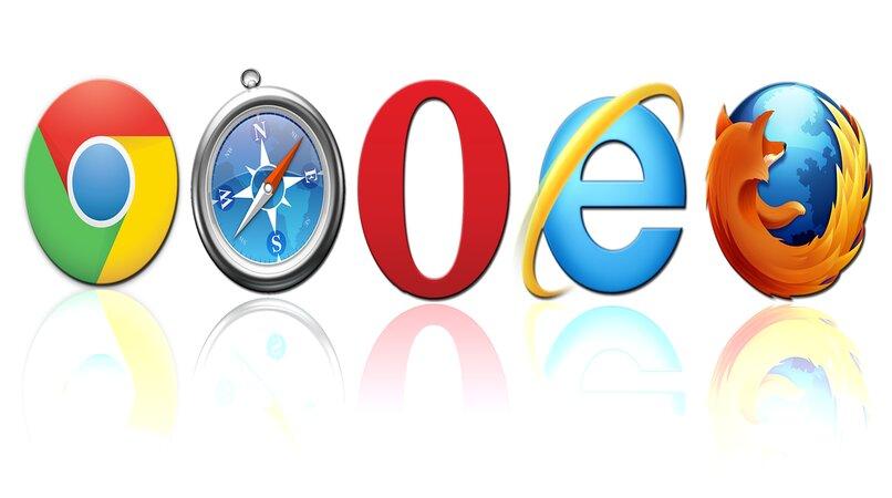 logotipos del navegador para Office 365