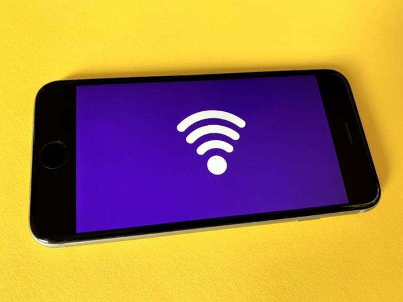 wifi rojo