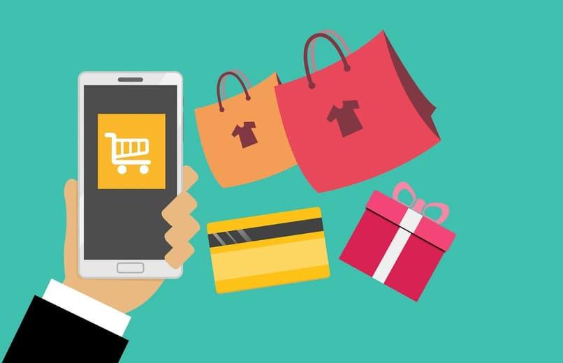 teléfono para comprar en línea