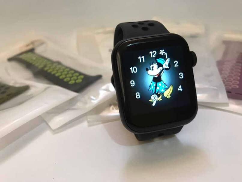 smartwatch t500 hogar