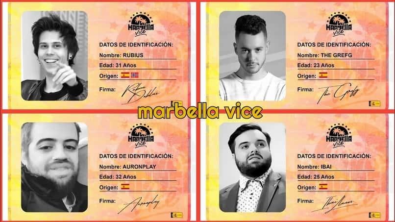 viceparticipantes de marbella