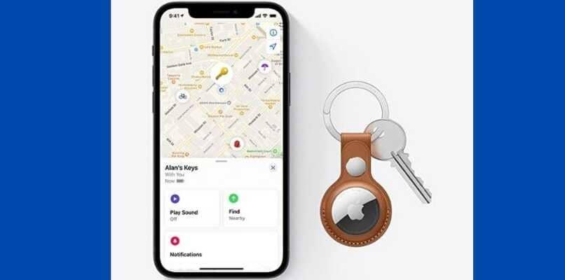 búsqueda de mapas en el dispositivo