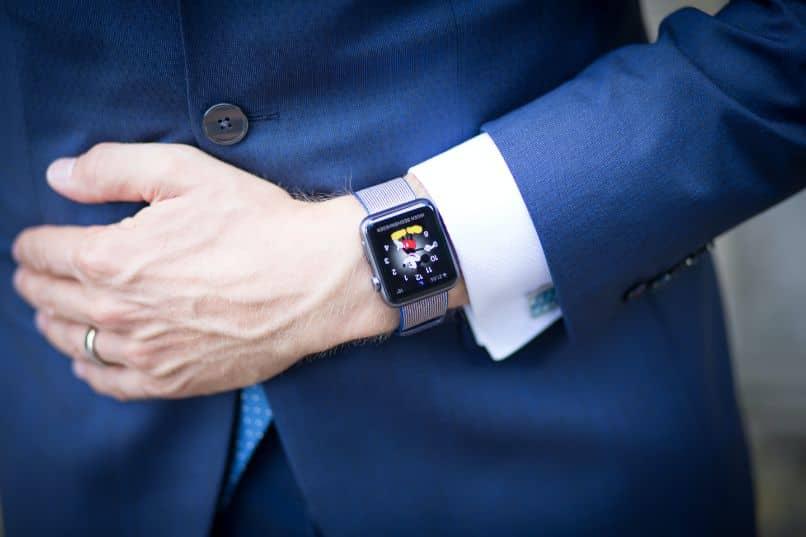 reloj inteligente para hombres