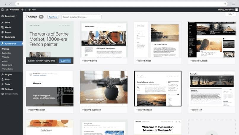 Cómo exportar el widget de mi sitio web de WordPress a otro