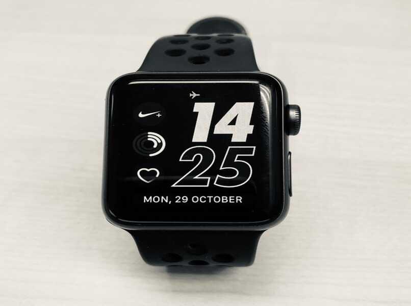 reloj inteligente para medir la presión