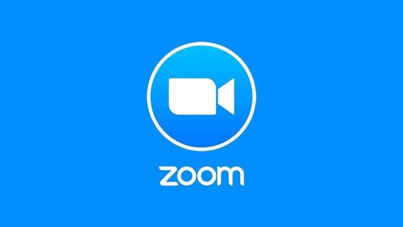 logotipo de la aplicación de zoom