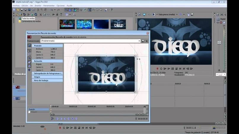 programa sony vegas pro para editar videos