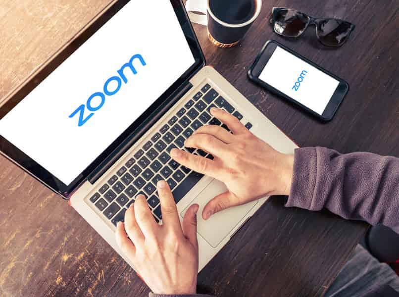 mostrar la duración de la reunión en zoom