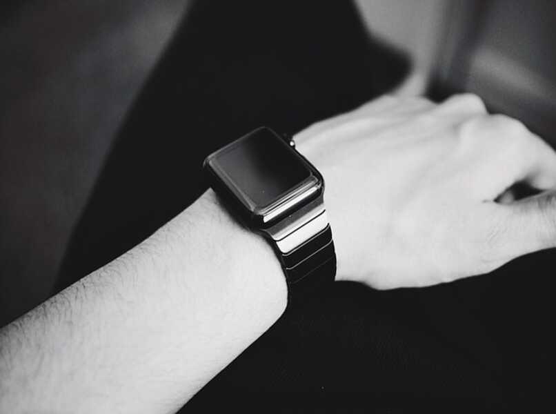 reloj inteligente desactivado