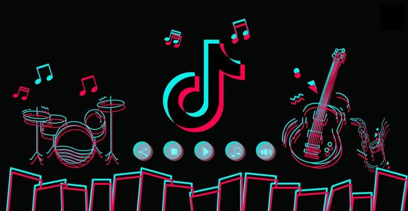música y garrapatas