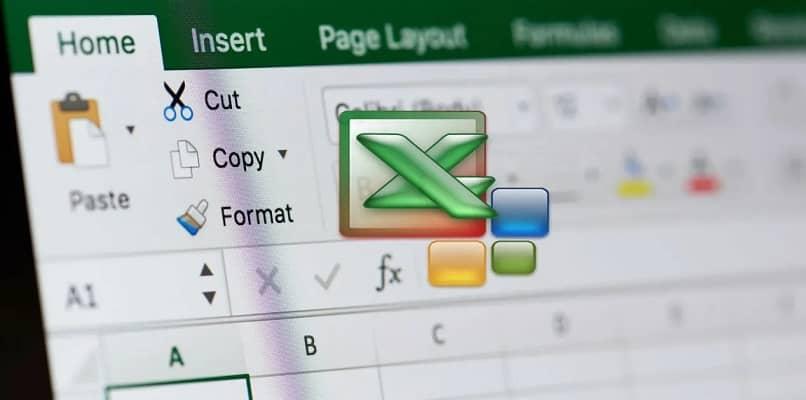 interfaz de Excel original