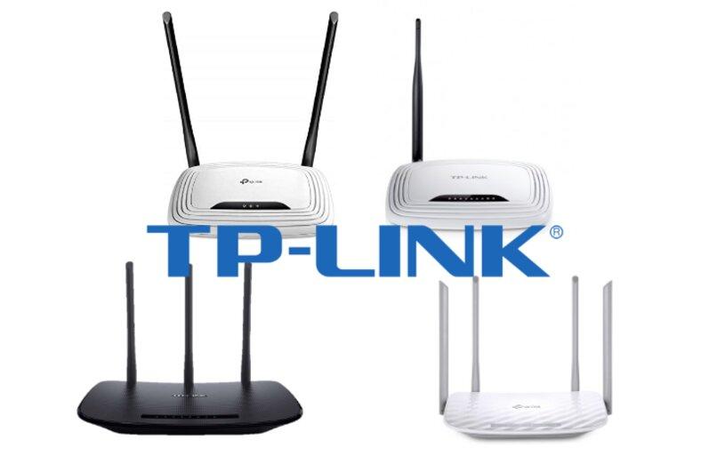 Enrutador TP-LINK