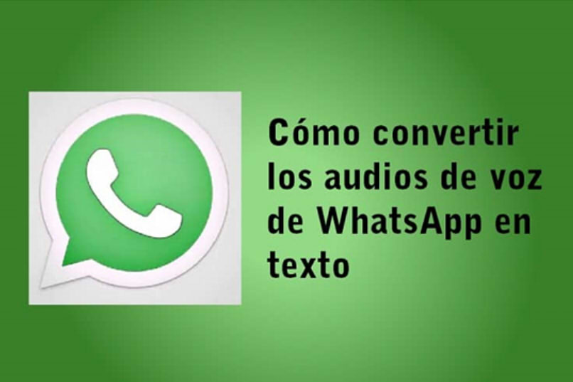 contras de convertir los audios de WhatsApp a texto