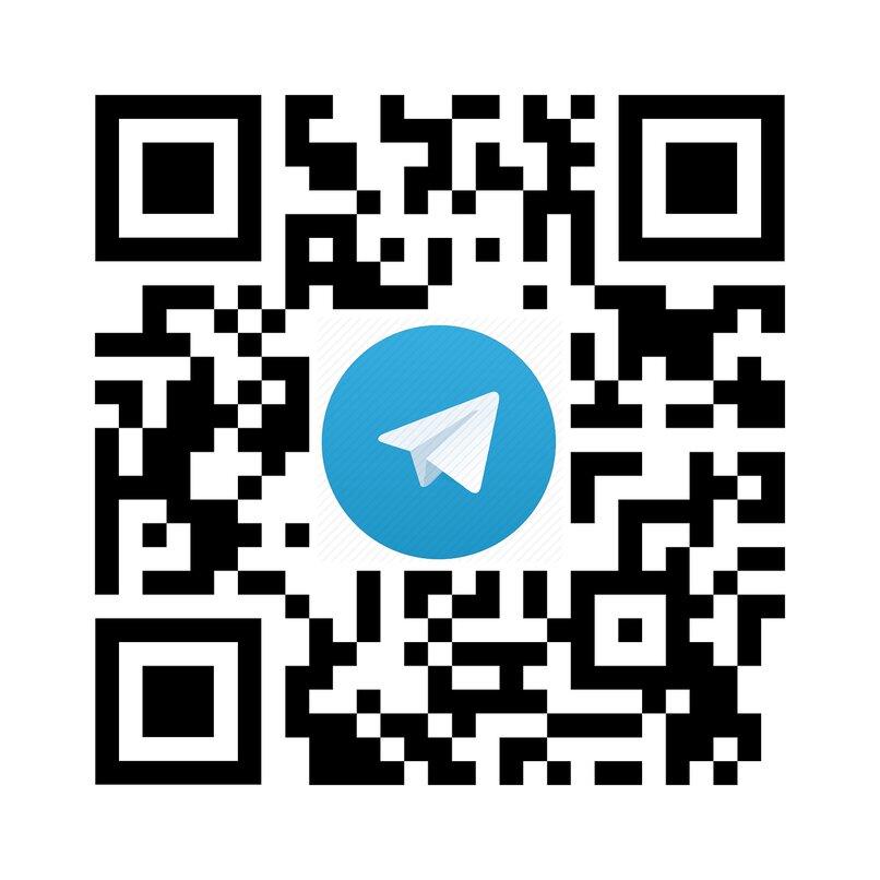 Código QR de Telegram