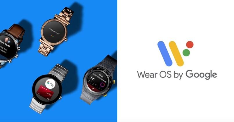 smartwatches wearos google