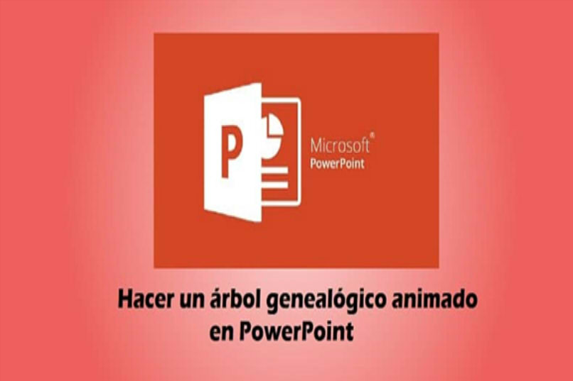 elementos para hacer un árbol genealógico de powerpoint