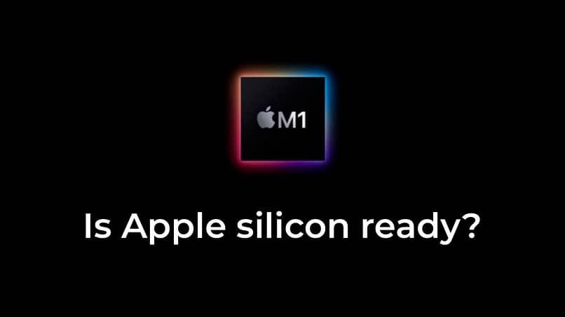logotipo de manzana de silicona m1