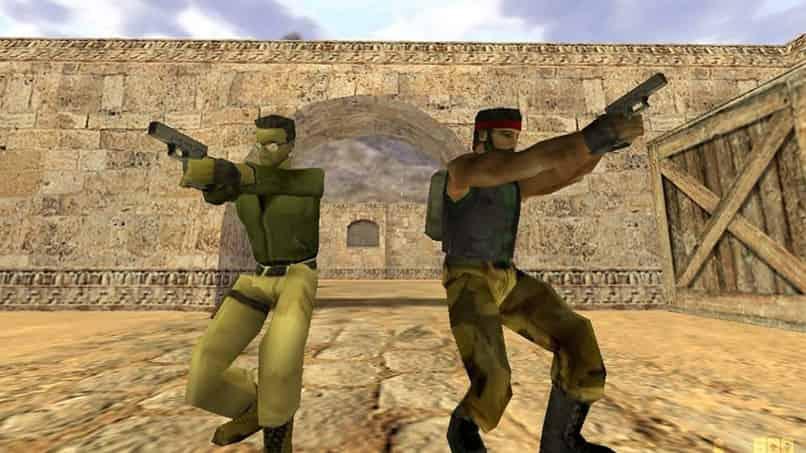 jugar al juego Counter Strike en línea desde un navegador