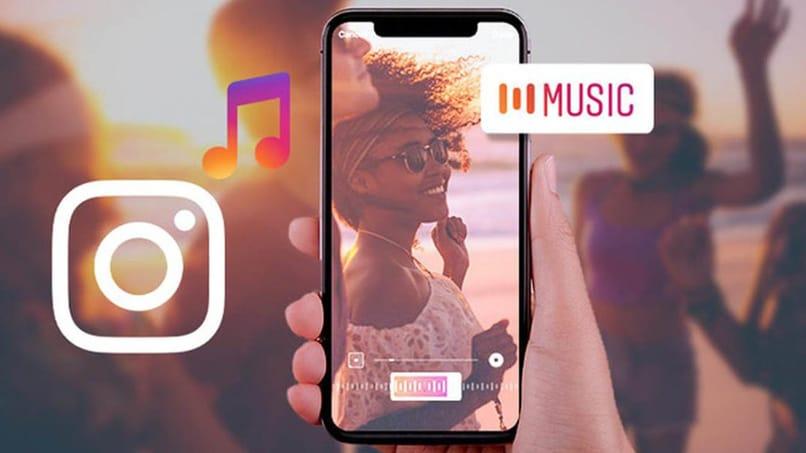 poner una foto que tenga musica en instagram