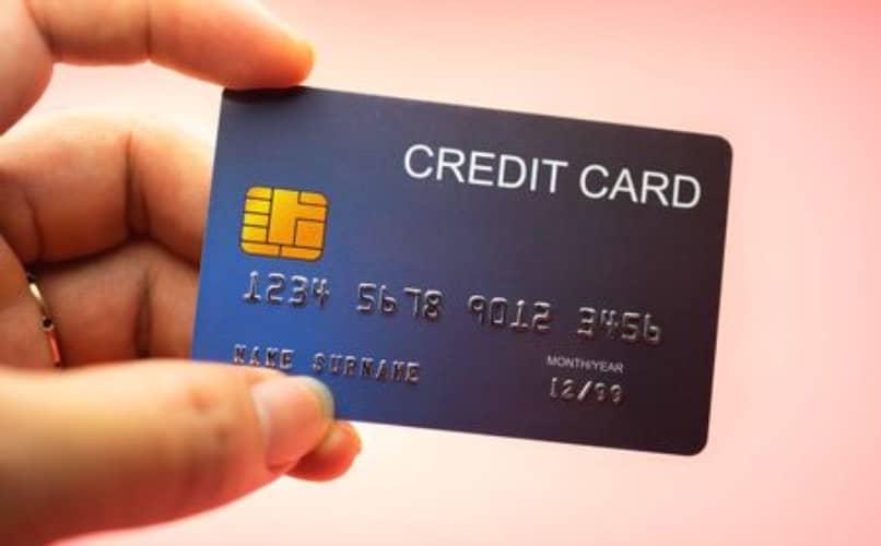 Tarjeta de crédito para Amazon