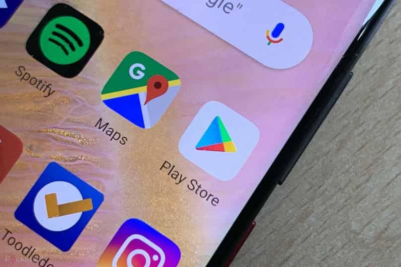 icono de la aplicación Play Store
