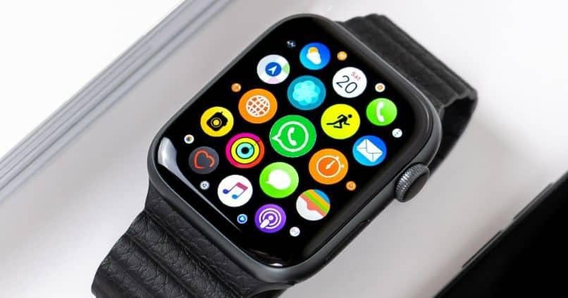 aplicaciones de reloj inteligente