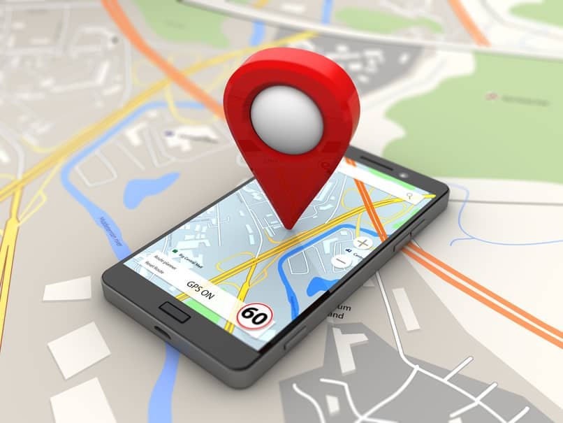 mapa con tu ubicación