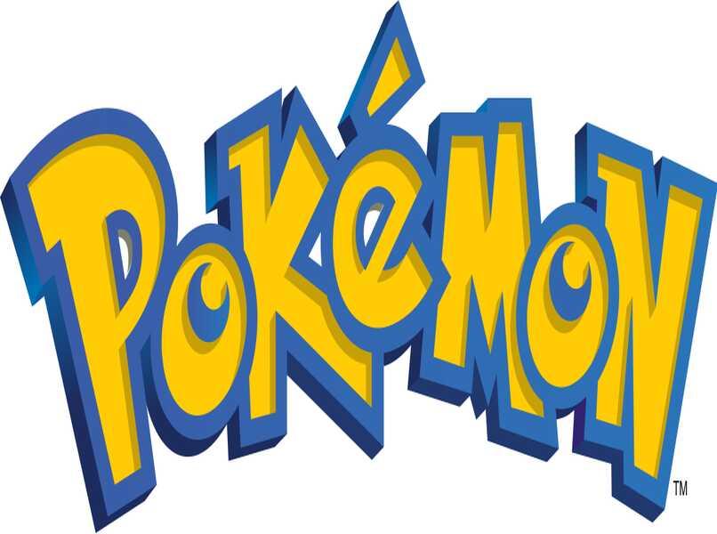 logotipo de pokemon