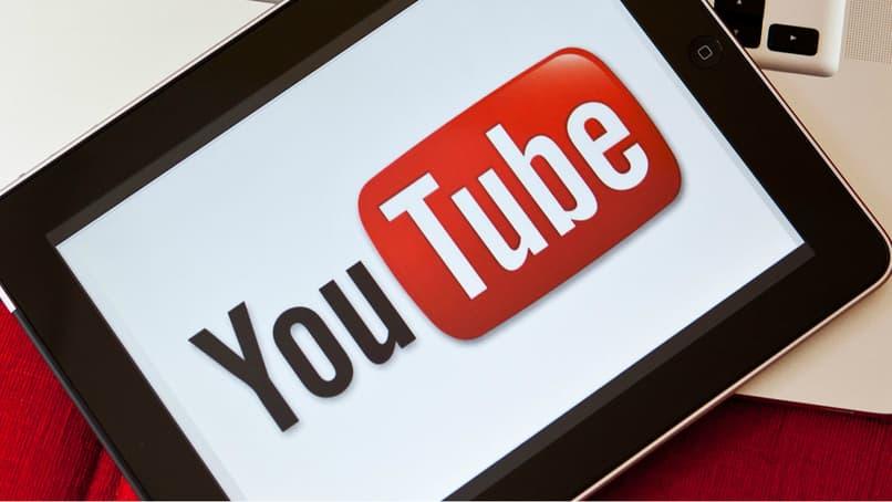 tableta con youtube