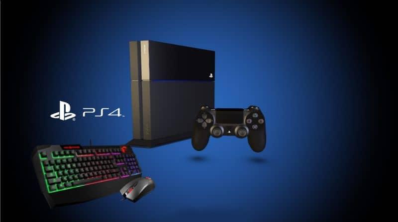 Cómo usar el teclado y el mouse para jugar en PlayStation 4 – PS4 fácilmente