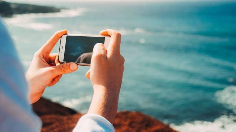 Cómo tomar fotos profesionales de personas con mi teléfono móvil paso a paso