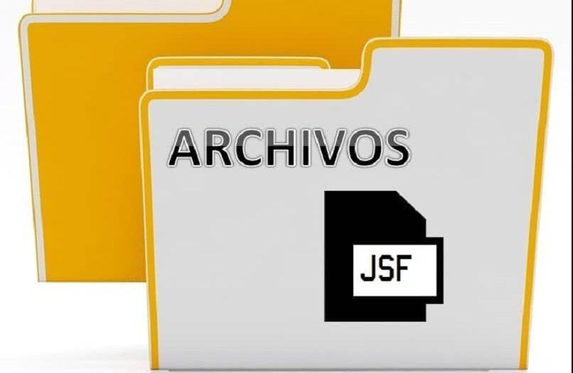 ¿Qué son los archivos de extensión JSF y cómo abrirlos?