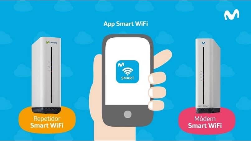 Cómo instalar y configurar el router Movistar o Smart WiFi – Funciones