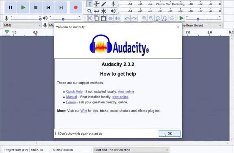¿Cómo hacer el efecto de voz robótica en Audacity?  – Fácil y rápido (ejemplo)