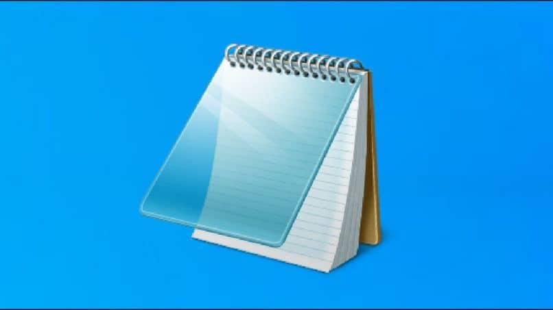 Cómo abrir o encontrar el Bloc de notas en Windows 10 si no aparece