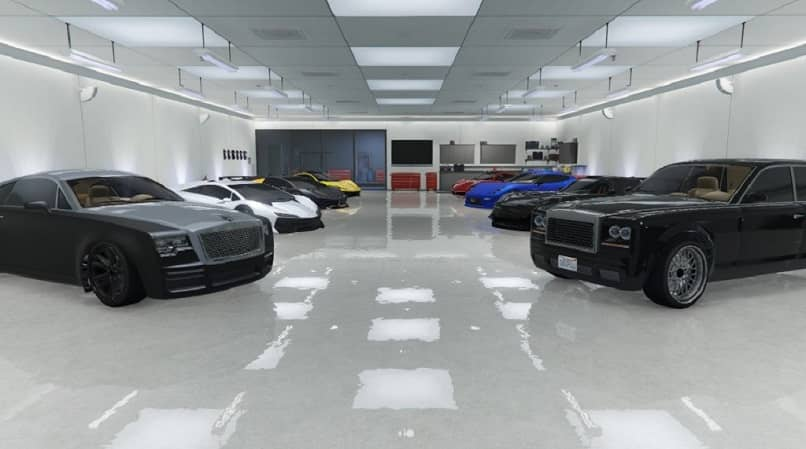 ¿Dónde están los garajes en GTA 5 y cómo comprarlos?  – Modo histórico